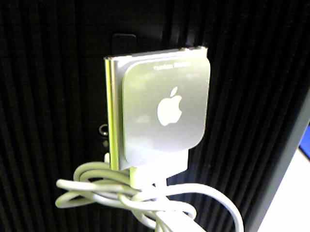 iPod-nano 水没ナノ…