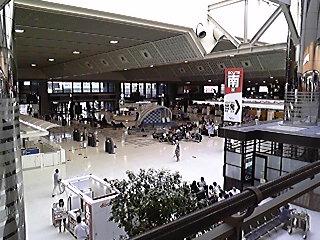成田空港ナウ