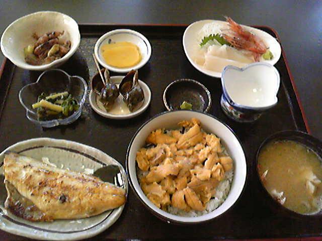 奥尻島到着しました