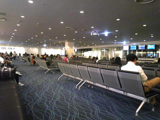 羽田空港ナウ